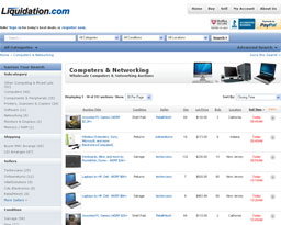 liquidation com online liquidation auctions Liquidation.com Review