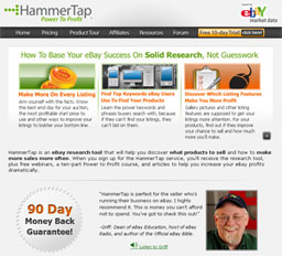 make more money on ebay with hammertap HammerTap Review