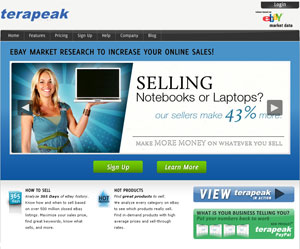 make more money on ebay with terapeak Terapeak Review