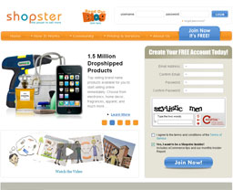 shopster dropship directory Shopster Review