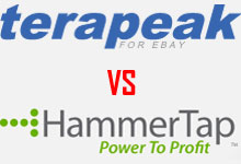terapeak vs hammertap Terapeak Review