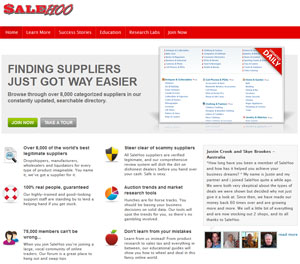 Salehoo drop shipping directory review