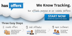 HasOffers - Affiliate Tracking Platform